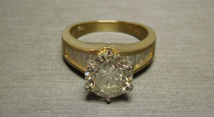 3 carat diamond